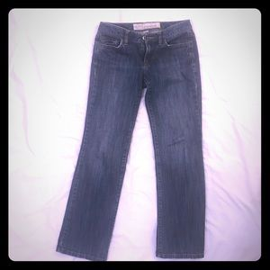 Loft original bootcut 2P Jeans in great condition